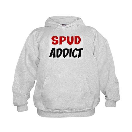 Spud Addict Kids Hoodie