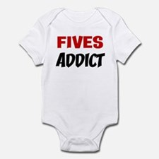 Fives Addict Infant Bodysuit