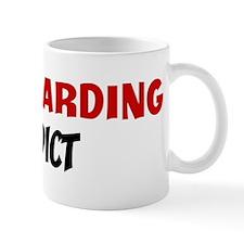 Bodyboarding Addict Mug