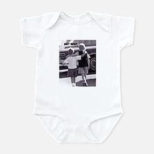 best buds friendship Infant Bodysuit
