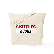 Skittles Addict Tote Bag