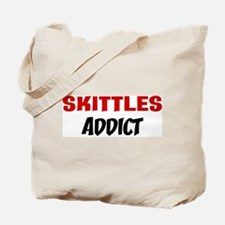 Skittles Addict Tote Bag