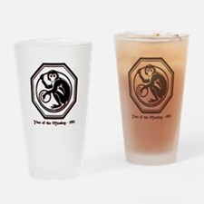 Year of the Monkey - 1992 Drinking Glass