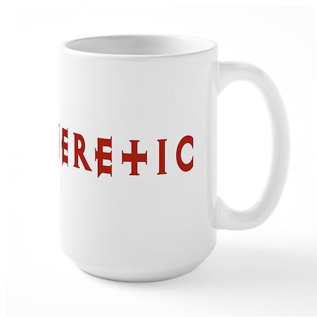 Heretic Large Mug