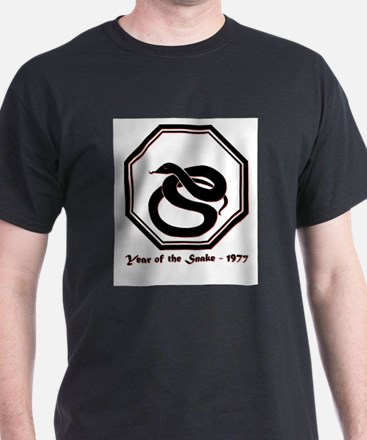 Year of the Snake - 1977 T-Shirt