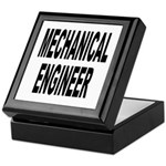 Mechanical Engineer Keepsake Box