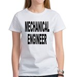 Mechanical Engineer (Front) Women's T-Shirt