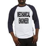 Mechanical Engineer (Front) Baseball Jersey