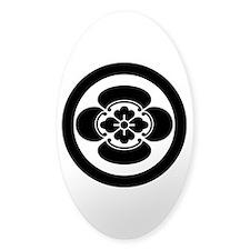 Mokko in circle Decal