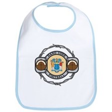 New Jersey Football Bib