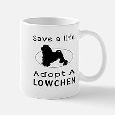 Adopt A Lowchen Dog Mug