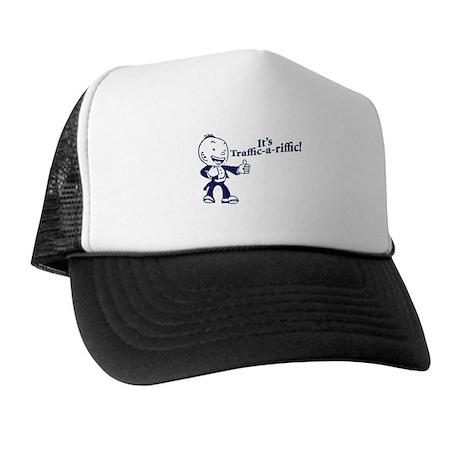 Traffic-A-Riffic! Trucker Hat