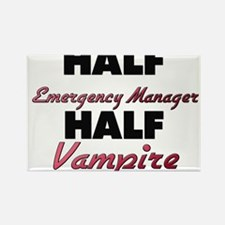Half Emergency Manager Half Vampire Magnets