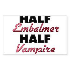 Half Embalmer Half Vampire Decal