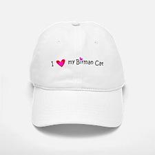 Birman - MyPetDoodles.com Baseball Baseball Cap