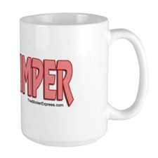 Kiss My Bumper Large Mug