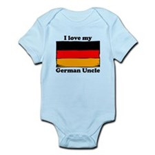 I Love My German Uncle Body Suit