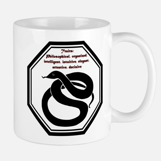 Year of the Snake - Traits Mug