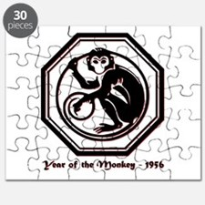 Year of the Monkey - 1956 Puzzle