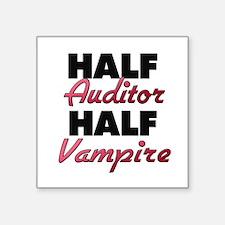 Half Auditor Half Vampire Sticker