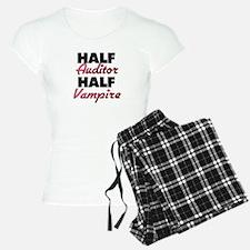 Half Auditor Half Vampire Pajamas