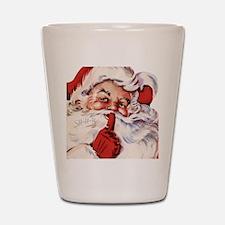 Santa002 Shot Glass