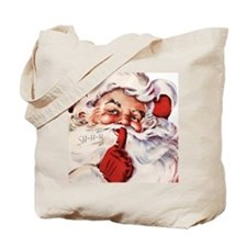 Santa002 Tote Bag
