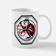 Year of the Monkey - Traits Mug