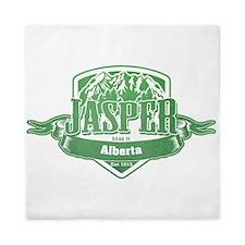Jasper Alberta Ski Resort 3 Queen Duvet