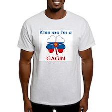 Garin Family Ash Grey T-Shirt