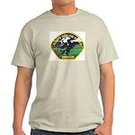 Sleepy Hollow Police Ash Grey T-Shirt