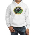 Sleepy Hollow Police Hooded Sweatshirt