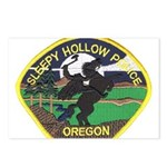 Sleepy Hollow Police Postcards (Package of 8)
