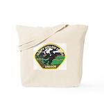 Sleepy Hollow Police Tote Bag