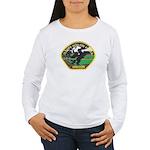 Sleepy Hollow Police Women's Long Sleeve T-Shirt