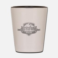 Keystone Colorado Ski Resort 5 Shot Glass