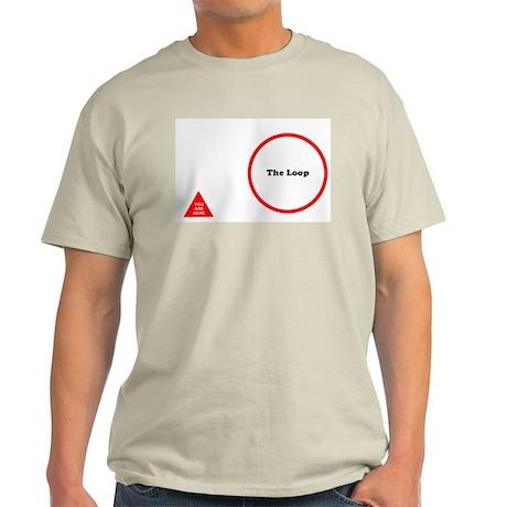 The Loop Ash Grey T-Shirt