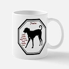 Year of the Dog - Traits Mug