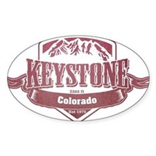 Keystone Colorado Ski Resort 2 Decal