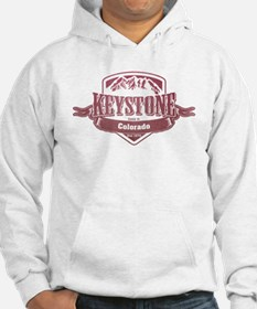 Keystone Colorado Ski Resort 2 Jumper Hoody