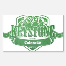 Keystone Colorado Ski Resort 3 Decal