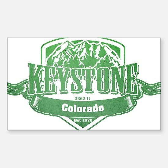 Keystone Colorado Ski Resort 3 Decal