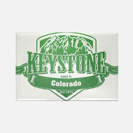 Keystone Colorado Ski Resort 3 Magnets
