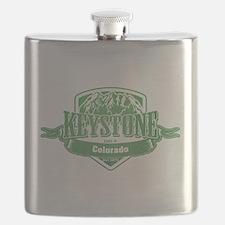 Keystone Colorado Ski Resort 3 Flask
