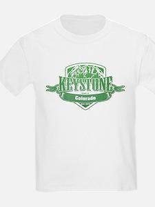 Keystone Colorado Ski Resort 3 T-Shirt