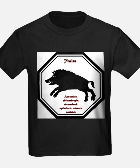 Year of the Boar - Traits T