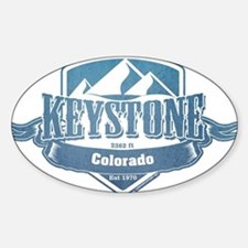 Keystone Colorado Ski Resort 1 Decal