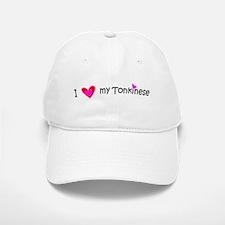 Tonkinese - MyPetDoodles.com Baseball Baseball Cap