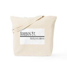 Bourbon St. Tote Bag