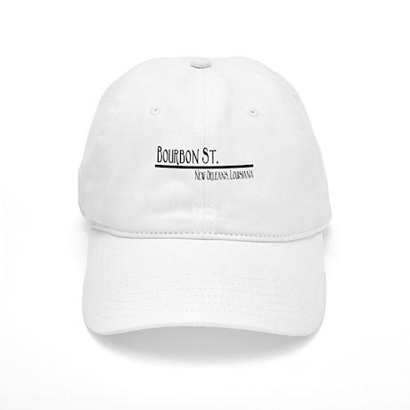 Bourbon St. Cap